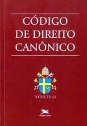 Código de Direito Canônico (bolso com capa cristal)
