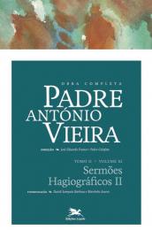 Obra completa Padre António Vieira - Tomo II - Volume XI