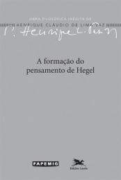 A formação do pensamento de Hegel