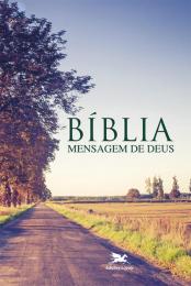 Bíblia Mensagem de Deus - Capa Cristal