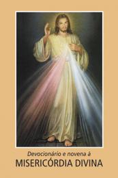 Devocionário e novena à Misericórdia Divina