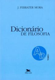 Dicionário de Filosofia - Tomo 1: A-D